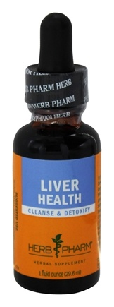 Herb Pharm - Healthy Liver Tonic - 1 oz. formerly Dandelion/Milk Thistle Compound