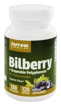 Zoom View - Bilberry + Grapeskin Polyphenols