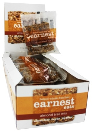 DROPPED: Earnest Eats - Baked Whole Food Bar Almond Trail Mix - 1.9 oz.