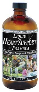 DROPPED: Innovative Natural - Liquid Heart Support Formula - 16 oz.