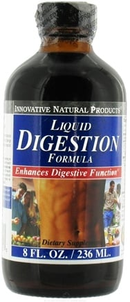 DROPPED: Innovative Natural - Liquid Digestion Formula - 8 oz.