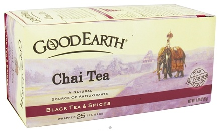 Zoom View - Chai Tea - Black Tea & Spices