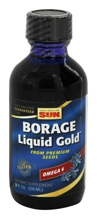 Zoom View - Borage Liquid Gold