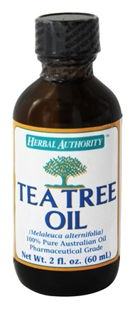 DROPPED: Herbal Authority - Tea Tree Oil - 2 oz. Formerly called Good 'N Natural