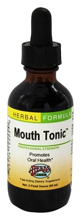 Herbs Etc - Mouth Tonic Professional Strength - 2 oz.
