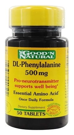 Zoom View - DL-Phenylalenine