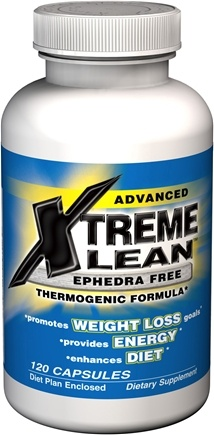DROPPED: Good 'N Natural - Advanced Xtreme Trim Thermogenic Formula Ephedra-Free - 120 Capsules