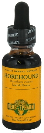 DROPPED: Herb Pharm - Horehound Extract - 1 oz. CLEARANCE PRICED
