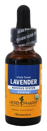 DROPPED: Herb Pharm - Lavender Extract - 1 oz. CLEARANCE PRICED