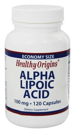 Zoom View - Alpha Lipoic Acid