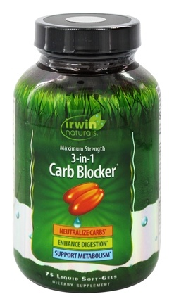 Zoom View - Maximum Strength 3-in-1 Carb Blocker