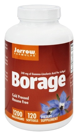 Zoom View - Borage GLA-240