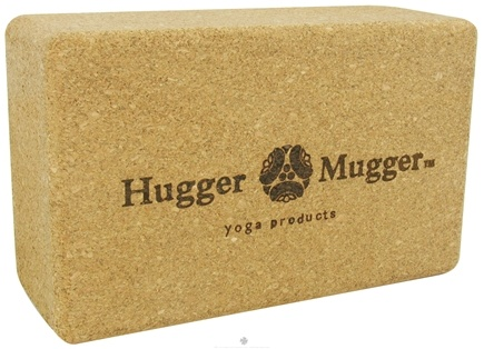 DROPPED: Hugger Mugger Yoga Products - Cork Block