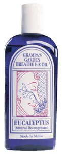 DROPPED: Grampa's Garden - Breathe E-Z Oil - 2 oz. CLEARANCE PRICED