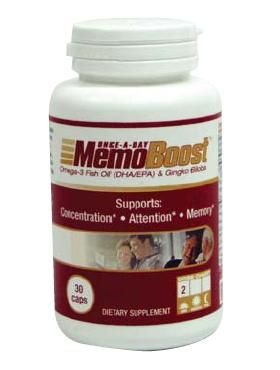 DROPPED: Health From The Sun - Memoboost - 30 Capsules