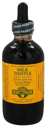 Zoom View - Milk Thistle Extract