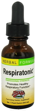 DROPPED: Herbs Etc - Respiratonic Professional Strength - 1 oz.