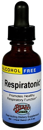 DROPPED: Herbs Etc - Respiratonic- Alcohol Free - 1 oz. CLEARANCE PRICED