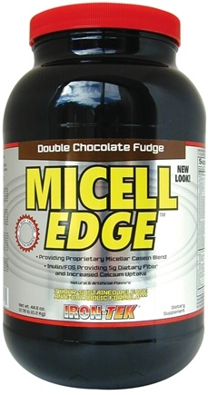 DROPPED: Iron Tek - Micell Edge Powder Chocolate - 2.78 lbs. CLEARANCE PRICED