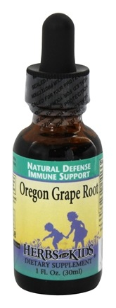 Herbs for Kids - Oregon Grape Root - 1 oz.