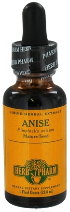 DROPPED: Herb Pharm - Anise Extract - 1 oz. CLEARANCE PRICED