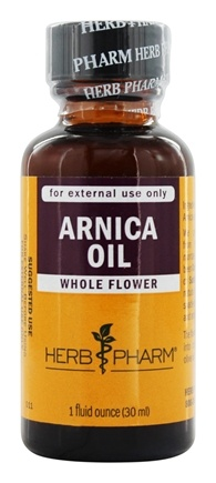 Herb Pharm - Arnica Oil Extract - 1 fl. oz.