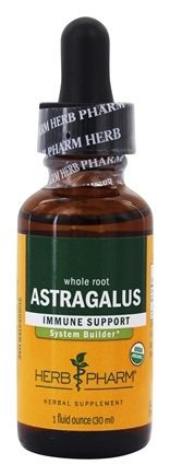 DROPPED: Herb Pharm - Astragalus Extract - 1 oz.