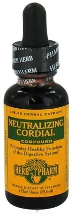 DROPPED: Herb Pharm - Neutralizing Cordial Compound - 1 oz. CLEARANCE PRICED