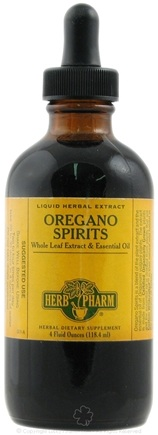Zoom View - Oregano Spirits Extract