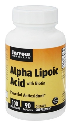 Zoom View - Alpha Lipoic Acid With Biotin