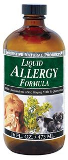 DROPPED: Innovative Natural - INP's Allergy Formula