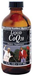 DROPPED: Innovative Natural - Coenzyme Q10 Liquid - 8 oz.