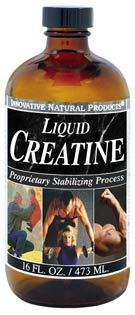 DROPPED: Innovative Natural - Creatine Liquid - 16 oz.