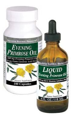 DROPPED: Innovative Natural - Liquid Evening Primrose Oil