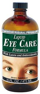 DROPPED: Innovative Natural - Liquid Eye Care