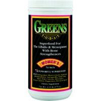 DROPPED: Greens Today - Women's Whey Formula - 8.8 oz.