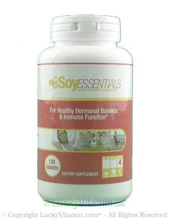 DROPPED: Health From The Sun - Soy Essentials - 120 Tablets