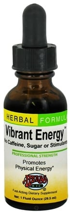 DROPPED: Herbs Etc - Vibrant Energy Professional Strength - 1 oz. CLEARANCE PRICED