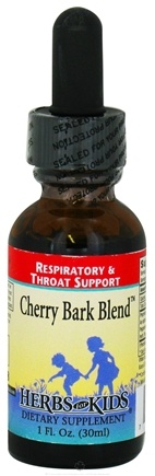 DROPPED: Herbs for Kids - Cherry Bark Blend - 1 oz. CLEARANCE PRICED