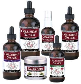 DROPPED: Innovative Natural - Colloidal Silver COLHI2