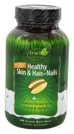 Zoom View - Nutrient Rich Healthy Skin & Hair plus Nails