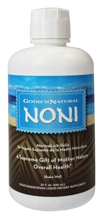 DROPPED: Good 'N Natural - Noni Juice (Product Of Tahiti) - 32 oz. Formerly called Herbal Authority