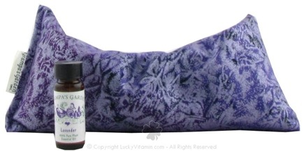 Zoom View - Sleepy Time Pillow Plum Fairy Frost Fabric