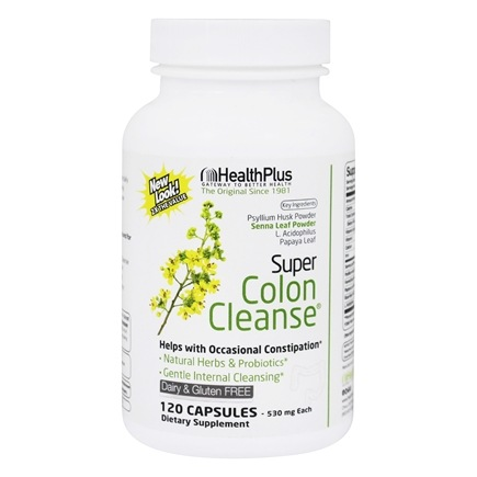 Zoom View - Colon Cleanse Super