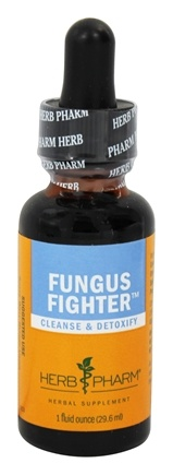 Herb Pharm - Fungus Fighter Compound - 1 oz. Formerly Spilanthes Usnea Compound