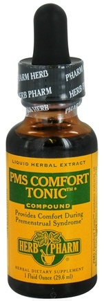 DROPPED: Herb Pharm - PMS Comfort Tonic Compound - 1 oz. CLEARANCE PRICED