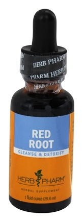 Herb Pharm - Red Root Extract - 1 oz.