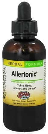 DROPPED: Herbs Etc - Allertonic Professional Strength - 4 oz.