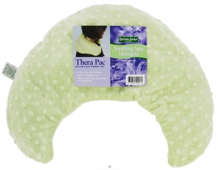 Zoom View - Soothing Spa Warmers Spa Thera Pac Green