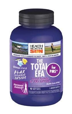 DROPPED: Health From The Sun - Total EFA For PMS - 90 Softgels